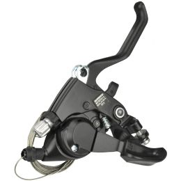 SHIMANO Fahrrad-Schalt-/Bremshebel, 3-fach, links
