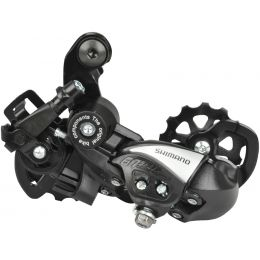SHIMANO Fahrrad Schaltwerk 6-/7-fach, Ausführung: TX51