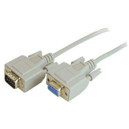 shiverpeaks BASIC-S 9 Pol Sub-D Kabel, Stecker - Kupplung