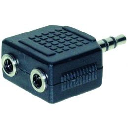 shiverpeaks BASIC-S Audio-Adapter 3,5 mm Klinkenstecker -