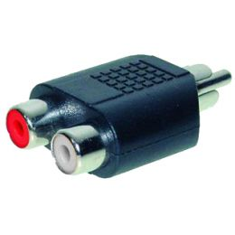 shiverpeaks BASIC-S Audio-Adapter Cinchstecker -