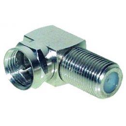 shiverpeaks BASIC-S F-Winkelverbindung, F-Stecker -