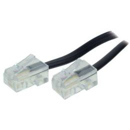 shiverpeaks BASIC-S ISDN-Anschlusskabel, schwarz, 15,0 m