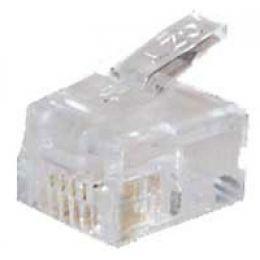shiverpeaks BASIC-S Modular-Stecker RJ11, ungeschirmt