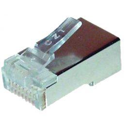 shiverpeaks BASIC-S Modular-Stecker RJ45, geschirmt