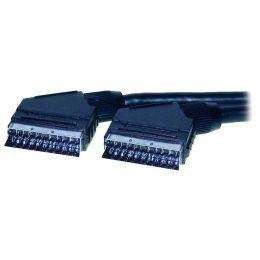 shiverpeaks BASIC-S Scartkabel, Stecker - Stecker, 2,0 m