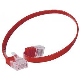 shiverpeaks BASIC-S U/UTP Flach-Patchkabel, Kat.6, 0,25 m