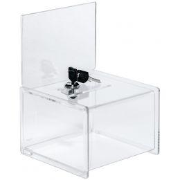 sigel Aktionsbox, Acryl, (B)150 x (T)150 x (H)220 mm