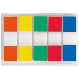 sigel Haftstreifen Z-Marker Film Color-Tip Mini, sortiert