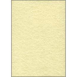 sigel Struktur-Papier, A4, 200 g/qm, Perga champagne