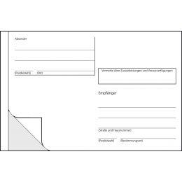 sigel Vordruck Adress-Aufkleber, A6 quer, 100 Blatt