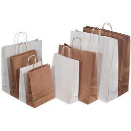 smartboxpro Geschenktüte, (B)260 x (T)110 x (H)350 mm, weiß