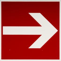 smartboxpro Hinweisschild Brandschutz ..., nachleuchtend