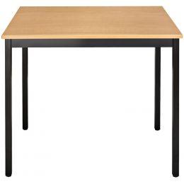 SODEMATUB Universaltisch 76RPB, 700 x 600, birnbaum/braun