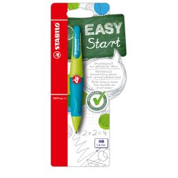 STABILO Bleistift EASYergo 1.4, violett/neongelb