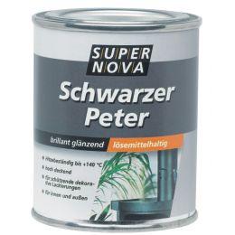 SUPER NOVA Schwarzer Peter, 125 ml, schwarz