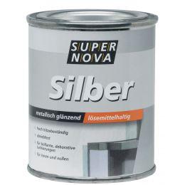 SUPER NOVA Silber-Effektlack, 125 ml