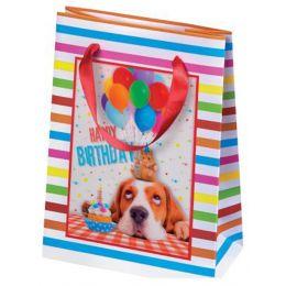 SUSY CARD 3D Geschenktüte B-day, klein