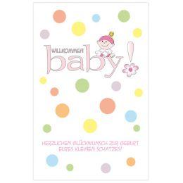 SUSY CARD Geburtskarte Junge