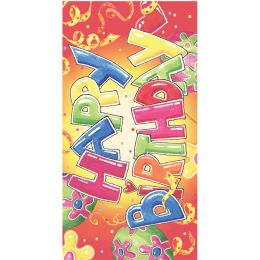 SUSY CARD Geburtstagskarte Happy Birthday, inkl. Umschlag