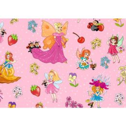 SUSY CARD Geschenkpapier Fairy Dream, auf Rolle