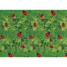 SUSY CARD Geschenkpapier Glücksklee II, auf Rolle