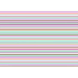 SUSY CARD Geschenkpapier Pastell Stripes, auf Rolle