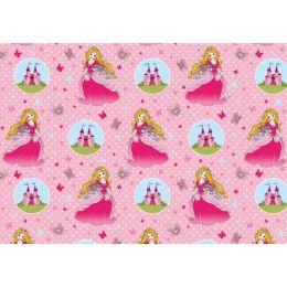SUSY CARD Geschenkpapier Princess, auf Rolle