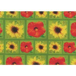 SUSY CARD Geschenkpapier Sommerpoesie, auf Rolle