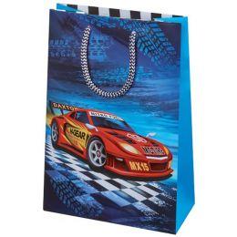 SUSY CARD Geschenktüte Super Racer, mittel
