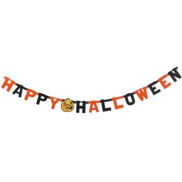 SUSY CARD Girlanden-Kette Halloween