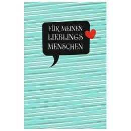 SUSY CARD Gutscheinkarte Lieblingsmensch