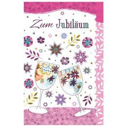 SUSY CARD Jubiläumskarte Sweet sunshine