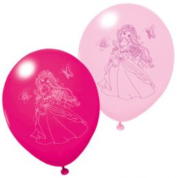 SUSY CARD Luftballons Princess, pink und rosa