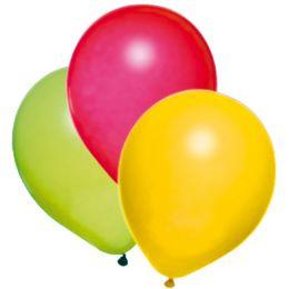 SUSY CARD Luftballons Rainbow, farbig sortiert