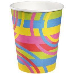 SUSY CARD Papp-Trinkbecher Mix it!, 0,25 l