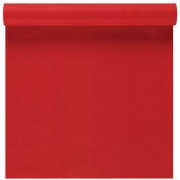 SUSY CARD Tischläufer, (B)400 mm x (L)3,0 m, rot