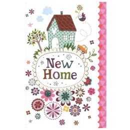 SUSY CARD Umzugskarte Sweet sunshine
