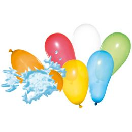 SUSY CARD Wasserbomben, farbig sortiert