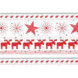 SUSY CARD Weihnachts-Geschenkpapier Elmar, auf Rolle
