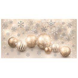 SUSY CARD Weihnachts-Geschenkumschlag Rotkehlchen