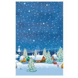 SUSY CARD Weihnachts-Mitteldecke Winterdorf