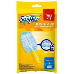 Swiffer Staubmagnet Starter-Set, 1 Handgriff + 1 Tuch