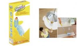Swiffer Staubmagnet Tücher mit febreze-Duft, Nachfüllpack