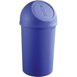swirl Mülleimerbeutel, mit Tragegriff, transparent, 35 Liter