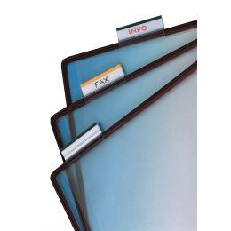 tarifold tdisplay Klemm-Aufsteckreiter, 50 mm, 10er Set