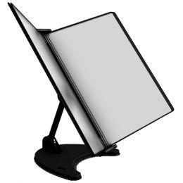 tarifold tdisplay Tischständer 3D, schwarz, bestückt