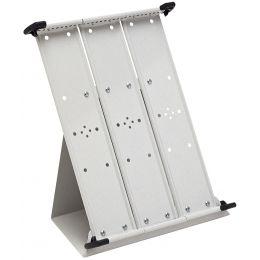 tarifold tdisplay Tischständer, DIN A4, lichtgrau, für 30