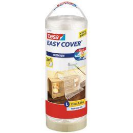 tesa Abdeckfolie Easy Cover Premium, 1.400 mm x 33 m
