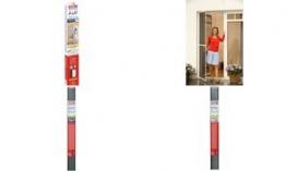 tesa Fliegengitter Nachfüllrolle für Türen, 1,2 m x 2,5 m